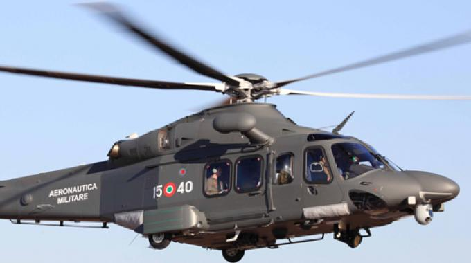 Elicottero I Inti : Frosinone elicottero dell aeronautica militare impatta