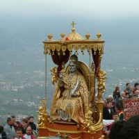 Statua San Sisto Alatri(Fr)