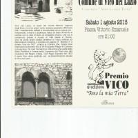locandina premio vico