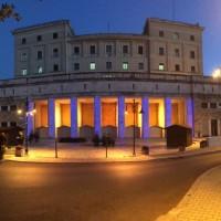 piazzale vittorio veneto (foto di afra papa)