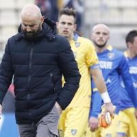 Soccer: Serie A; Carpi FC vs Frosinone Calcio