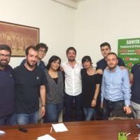 La segreteria dei Giovani democratici Frosinone