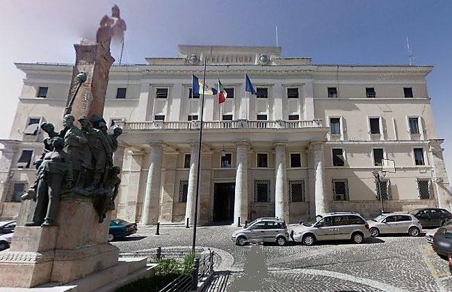 Anniversario Ufficio : Frosinone la provincia in occasione del anniversario apre le