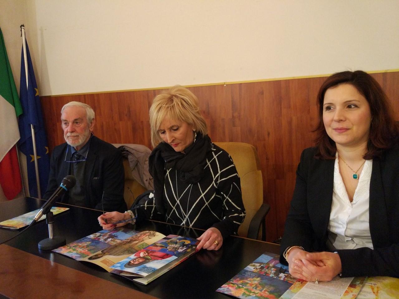 Frosinone presentata l 39 ottava edizione della rassegna di for Arte e arredo frosinone